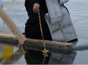 Саянск готовится к Крещению